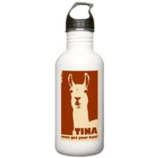 Tina Water Bottle