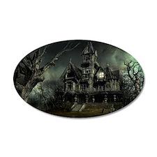 haunted_house_big Wall Sticker