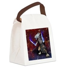 wrath_brighter_cropped Canvas Lunch Bag
