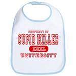 Cupid Killer University Bib