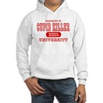 Cupid Killer University Hooded Sweatshirt