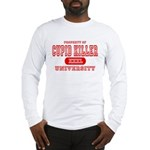 Cupid Killer University Long Sleeve T-Shirt