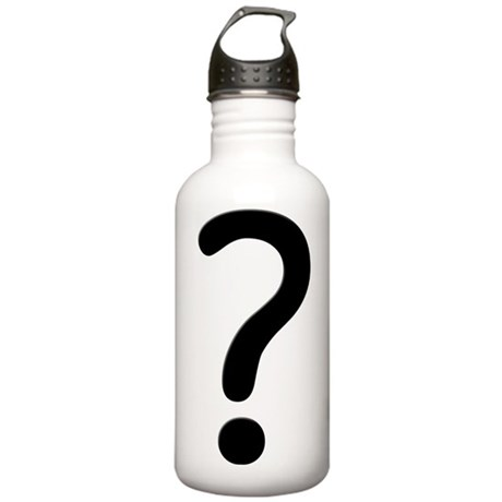 QuestionBLK Stainless Water Bottle 1.0L