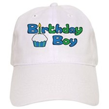 birthdayboy Baseball Cap
