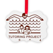 Swim Tutoring Project Ornament