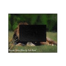 You Are Never Alone Picture Frame