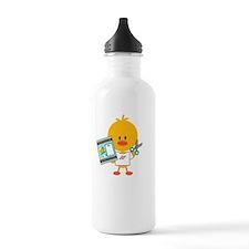 ScrapbookChickDkT Water Bottle
