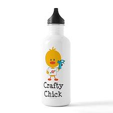 CraftyChick Water Bottle