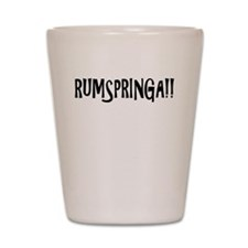 rumspringa Shot Glass