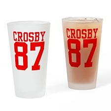 crosby2.gif Drinking Glass