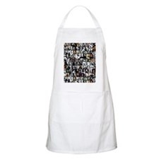 Dead Writers Collage Apron