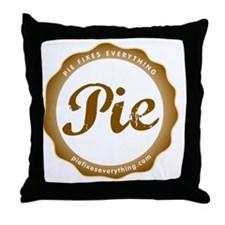 Cafe Press Logo Big Photo Shop Throw Pillow