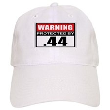 Warning .44 Baseball Cap