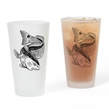 dragondrumtrans Drinking Glass