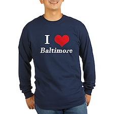 I Love Baltimore T