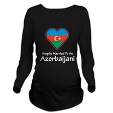 Happily Married Azerbaijani Long Sleeve Maternity