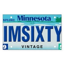 Minnesota60_2010 Decal