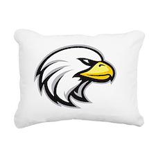 BWA_Mascot_T Rectangular Canvas Pillow