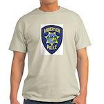 Anderson Police Ash Grey T-Shirt