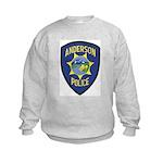Anderson Police Kids Sweatshirt