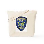 Anderson Police Tote Bag