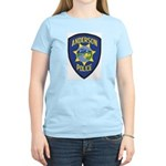 Anderson Police Women's Pink T-Shirt