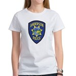 Anderson Police Women's T-Shirt