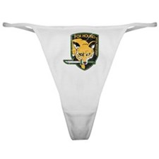 mgs_foxhound_final Classic Thong