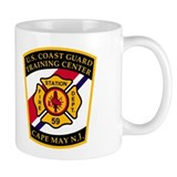 USCG Fire Station 59<BR> 11 Ounce Coffee Mug