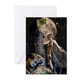 Elle Invites You Greeting Cards (Pk of 10)