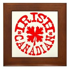 irishcanadianR Framed Tile