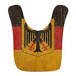 Vintage Germany Flag Bib