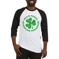 IRISH TODAY (light shirt) Baseball Jersey