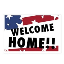 welcomehome Postcards (Package of 8)