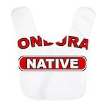 Honduras Native Bib