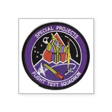 "SpecialProjects Square Sticker 3"" x 3"""