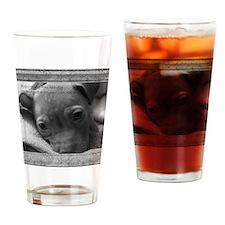 lokiframe Drinking Glass