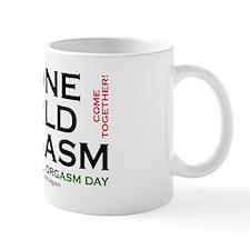 One World Orgasm - mug