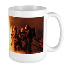 Prayer_Fire_Attack Mug