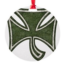 maltese-clover-T Ornament