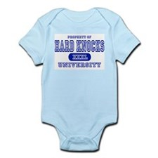 Hard Knocks University Infant Bodysuit