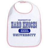 Hard Knocks University Bib