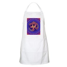 Aum-Metatron-Om-Symbol-Colorfield-Portal Apron