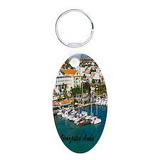 Orjanstad Marina Aruba2.91x Keychains