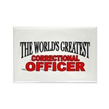 &quot;The World's Greatest Correctional Officer Rectang