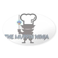 2-The Muffin Ninja Decal