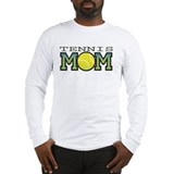 Tennis Mom Long Sleeve T-Shirt