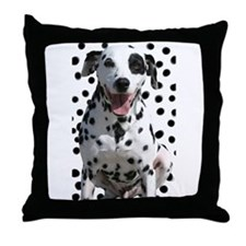 Cute Pets Throw Pillow