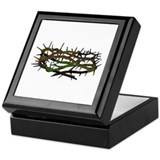 Crown of Thorns Keepsake Box