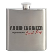 Sound King Flask